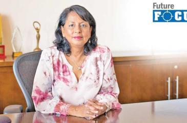 Managing Director, Astron Limited, Marise Deckker
