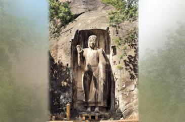 Rasvehera statue