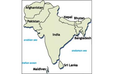 SAARC countries