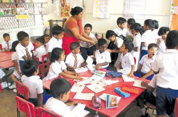 Sri Lanka needs a complete transformation of the students' mindset to adopt value creation