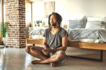More evidence suggests that mindfulness may help us stay free of unhelpful fears.