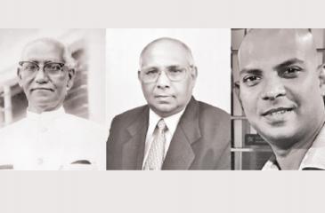 G.M.A. de Silva - Founder-G.M.S. de Silva – Past Managing Director-Chavinka Sumanatilleke - Managing Director