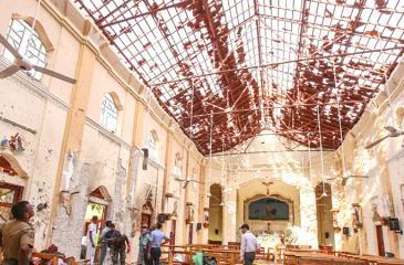 Attack on St. Anthony's Church, Kochchikade, Colombo