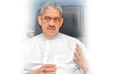 SJB MP and former Army Commander Sarath Fonseka
