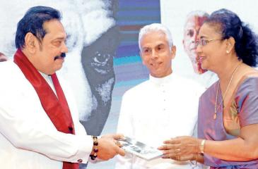 The book was presented to the Prime Minister at the book launch.