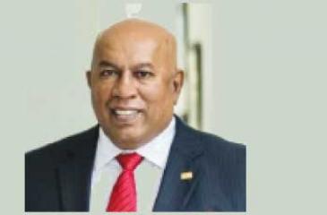 Chairman Mohan Pandithage