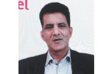 CEO Ashish Chandra