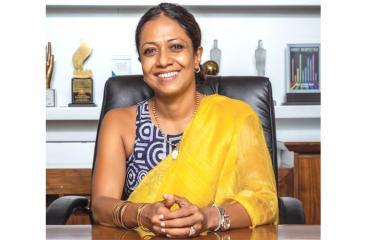 Group CEO Kasthuri C. Wilson