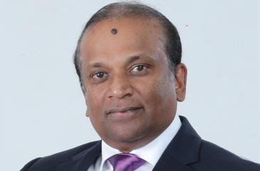 Chairman Ashok Pathirage
