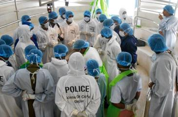 A forensic investigation