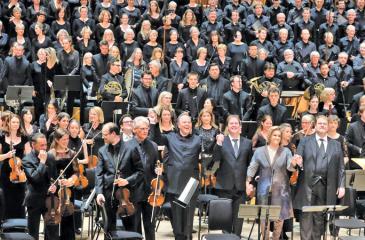 The magnificent BBC Orchestra