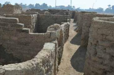 """""""So'oud Atun,"""" or the """"Rise of Aten,"""" is the largest ancient city unearthed in Egypt to date"""