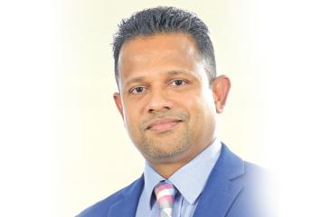Head of Card Centre  Darshin Pathinayake