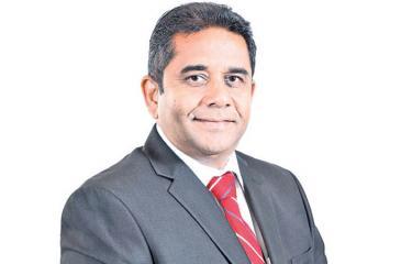 CEO Kapila Ariyaratne