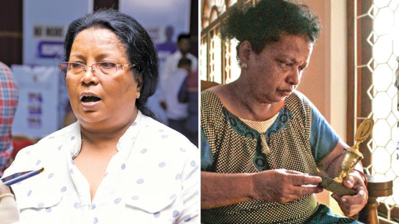 Jamaldeen Jennifer Weerasinghe and Sarojini Naganathan