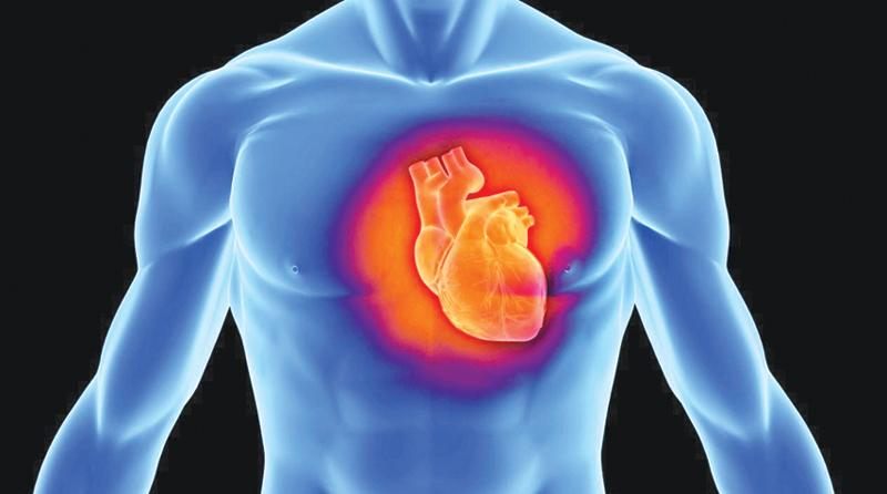 Ischemic heart disease leading cause for death, disability ...