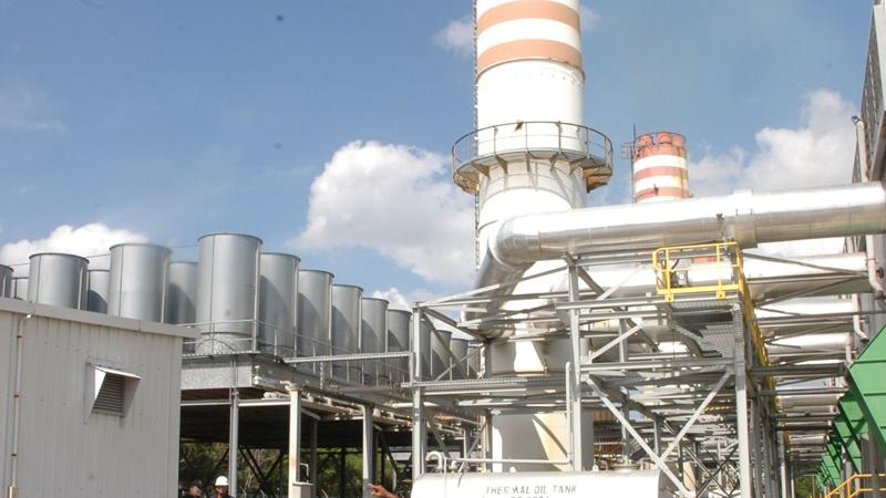 A thermal power plant