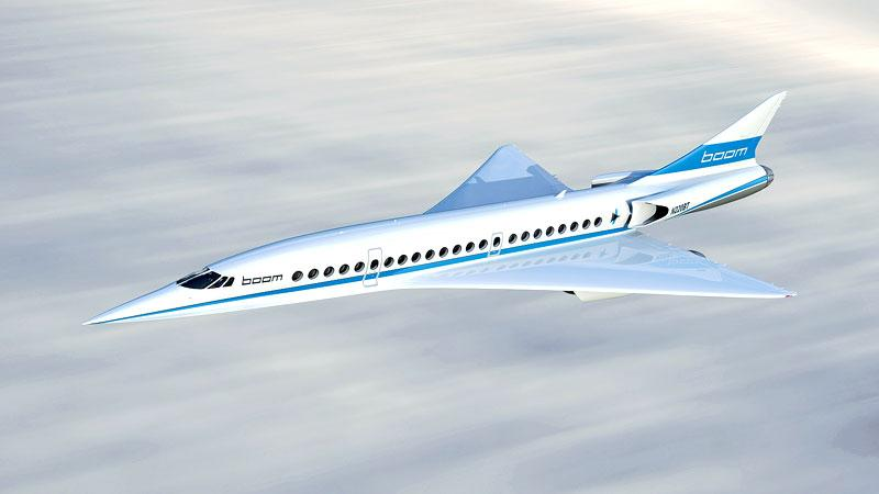 allure of supersonic travel sunday observer