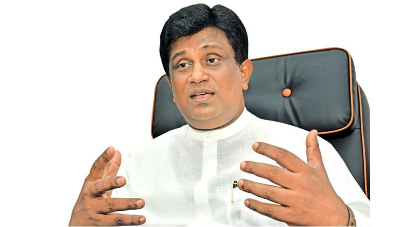 Deputy Minister Ajit P. Perera. Pic: Lake House Media Library