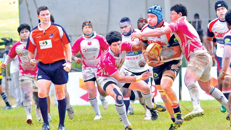 Action during  a Clifford  Cup  match . (File photo)