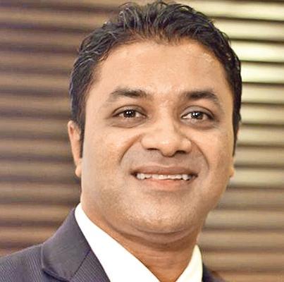 Dr. Sameera Senaratne, CEO of the SAITM and Neville Fernando Teaching Hospital