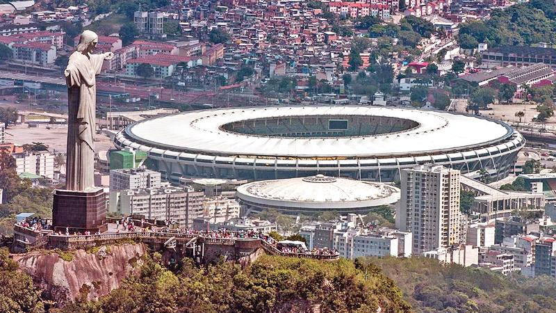 2016 Olympic site in Rio