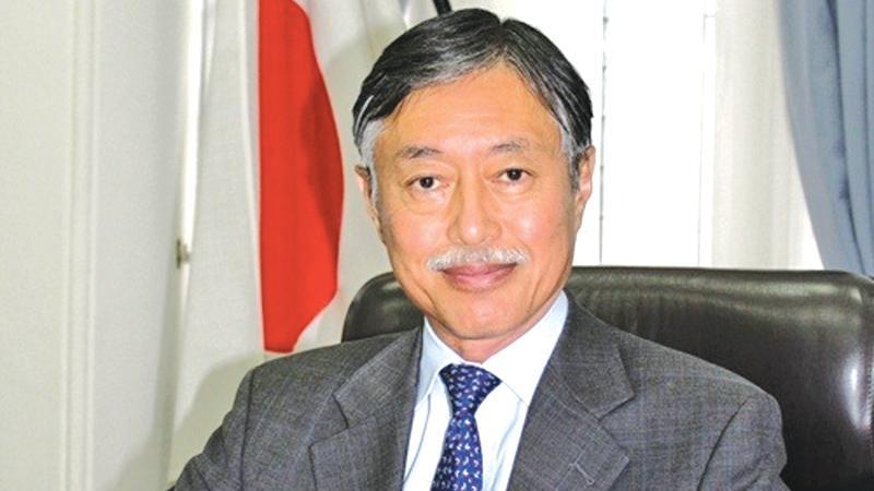 Ambassador Kenichi Suganuma