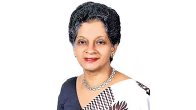 EDB Chairperson Indira Malwatte