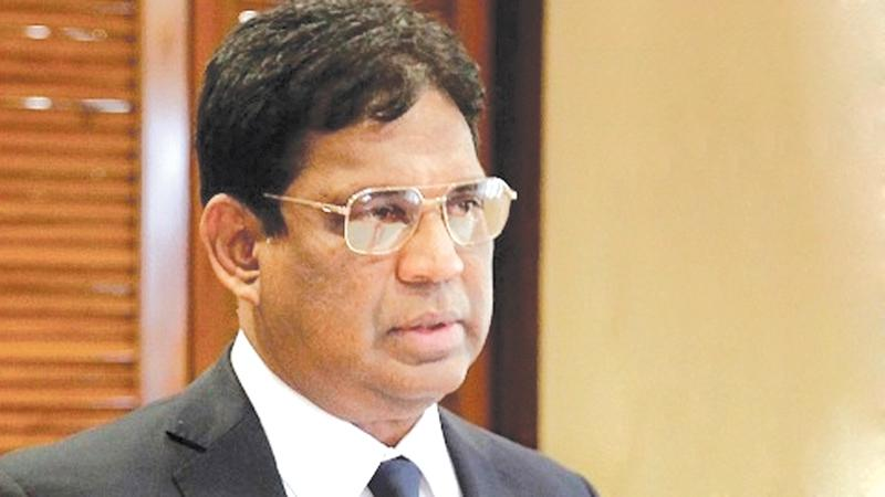 Priyasath Dep PC, the 45th Chief Justice of Sri Lanka