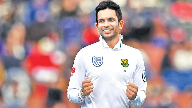 Keshav Maharaj career best 6 for 40