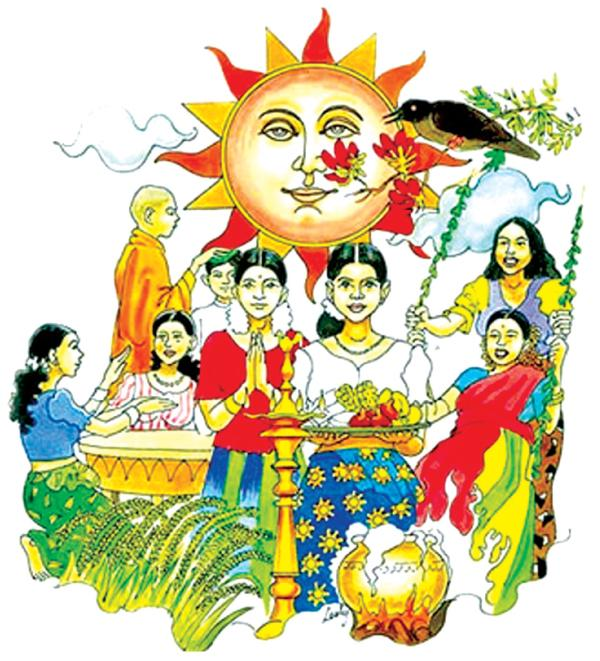 Dawn Of The Sinhala And Hindu New Year Sunday Observer