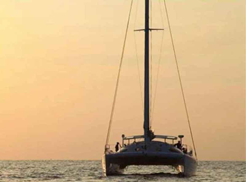 'Boating has beome an integral part of the tourism sector.'