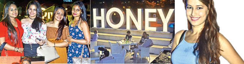 Honey Beach Club Kingsbury Menu