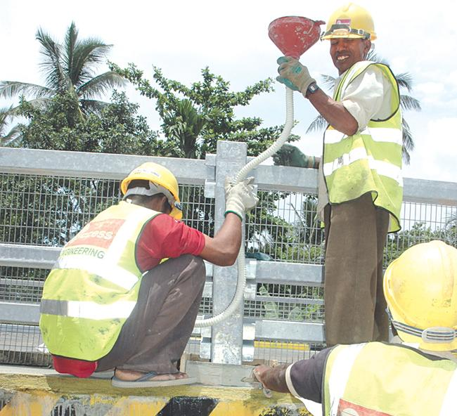 Imported Labour For Construction Industry