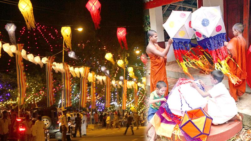 UN Vesak Day SPLENDOUR IN SRI LANKA | Sunday Observer