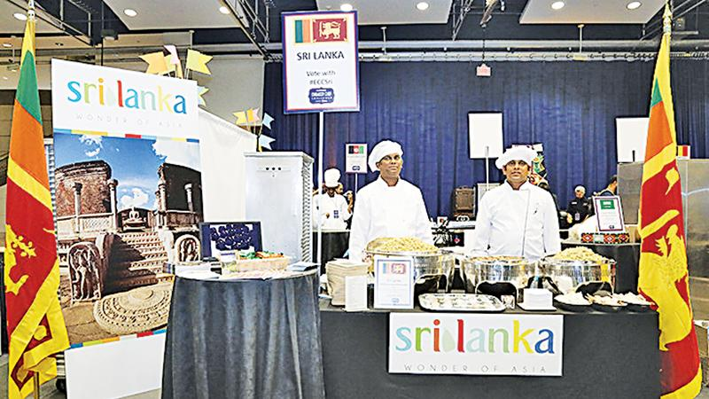 Exhibition Stall Builders In Sri Lanka : Sl takes part in embassy chef challenge sunday observer
