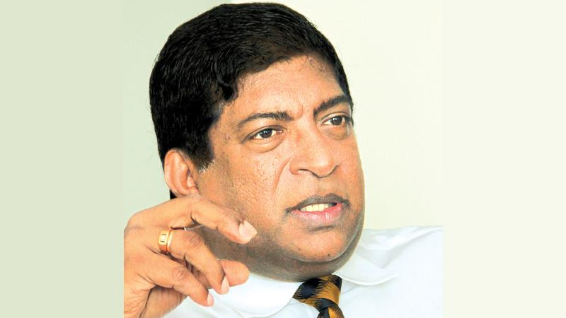 Foreign Minister Ravi Karunanayake