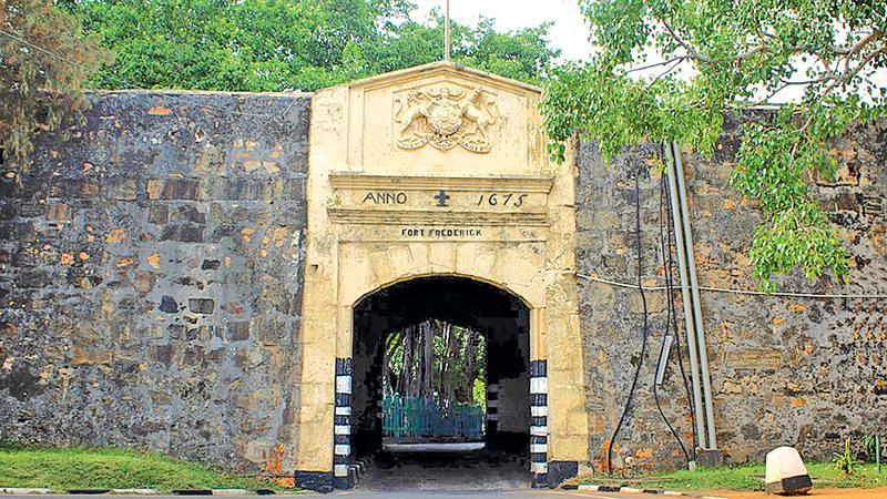 Fort Fredrick in Trincomalee