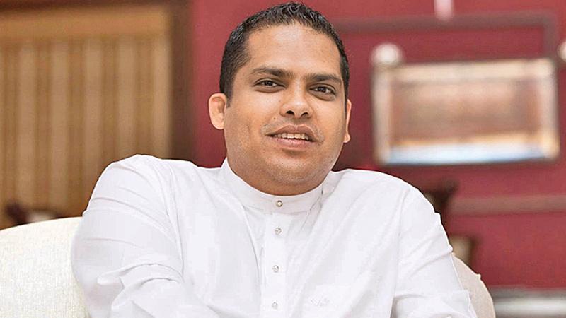Minister Harin Fernando