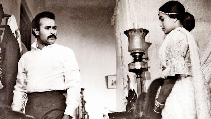 A scene from Nidanaya