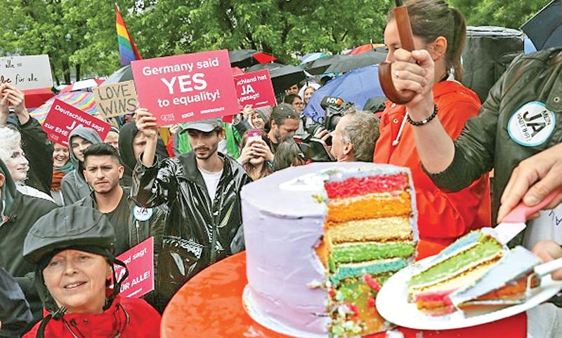 is gay marriage legal in germany