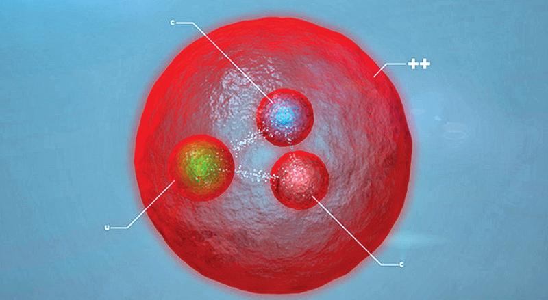 Physicists Discover New Subatomic Particle; It's A Double Dose Of 'Charming'