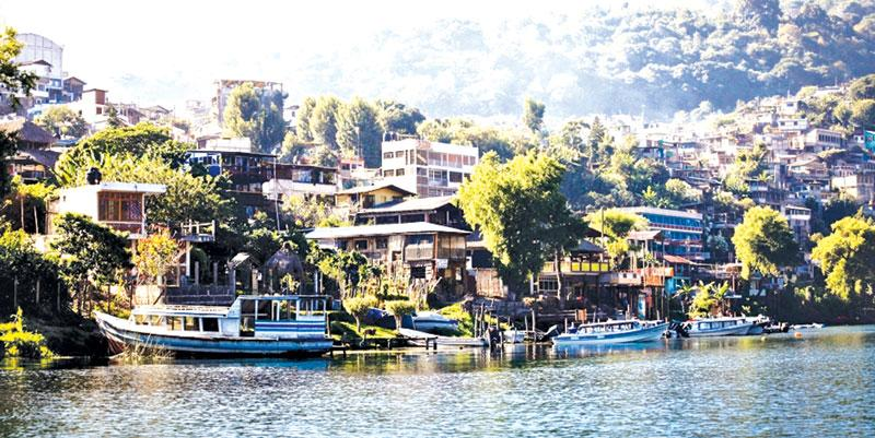 Around 12% of the population of the Atitlán Basin is not connected to sanitation. Pic: IM Swedish Development Partner, Creative Commons