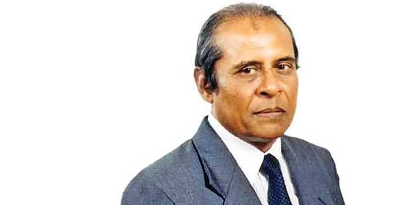Foreign Minister, Tilak Marapana