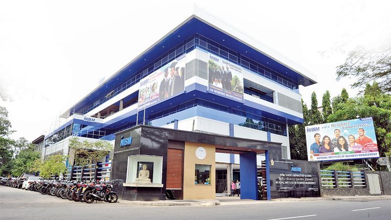 Nibm Launches National Innovation Centre Sunday Observer