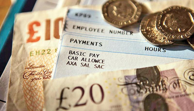The figures were released to mark Equal Pay Day. Pic: Getty Images
