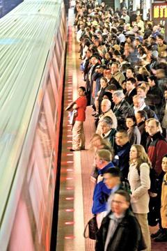 The Washington Metro provided 97 million rides in 2016