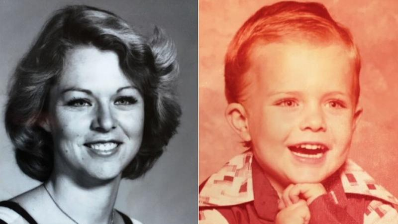Rhonda Wicht, 24, and her 4-year-old son, Donald, were killed in 1978.  Simi Valley Police Department