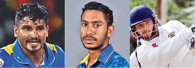 Kusal Perera scored 300 off 244 balls -Kithuruwan Vithanage scored 300 off 245 balls -Border's record breaking batsman Marco Marais