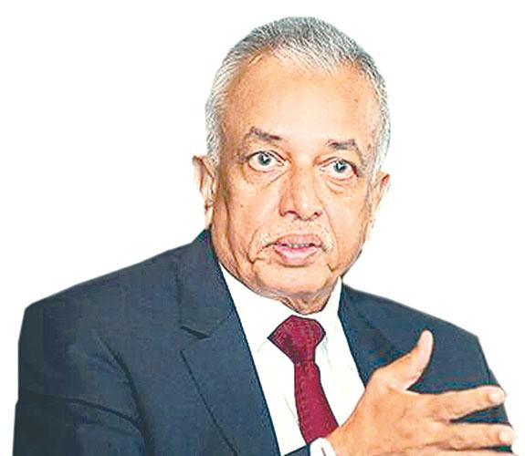 Minister of Development Strategies and International Trade, Malik Samarawickrama